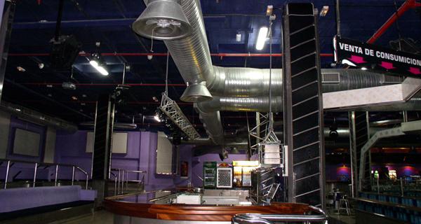 Ventilación Garaje